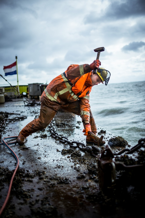 """Rijkswaterstaat - """"Frans Naerebout"""" by Twan de Veer, via Behance"""