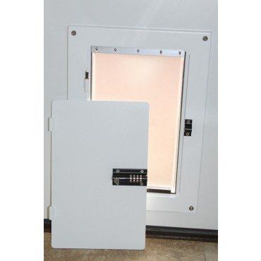 Get Any Patio Pacific Endura Flap Pet Door For Doors Or Walls (single Flap  Version