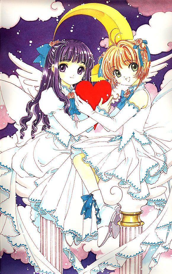 Cardcaptor Sakura - Sakura & Tomoyo