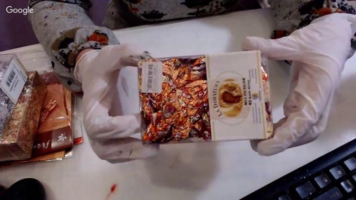 Золочение предметов декора  Оксана Демикова  15 12 2016