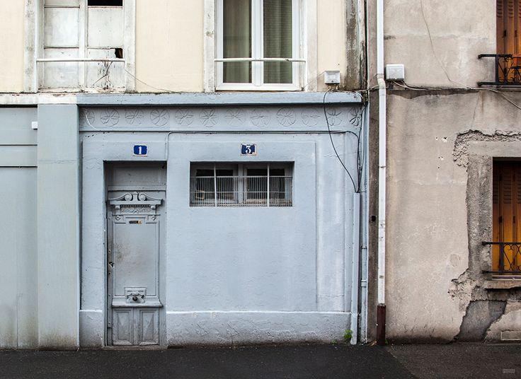 Rue du Capitaine Soyer, Le Pré-Saint-Gervais (Seine-Saint-Denis). Août 2015.