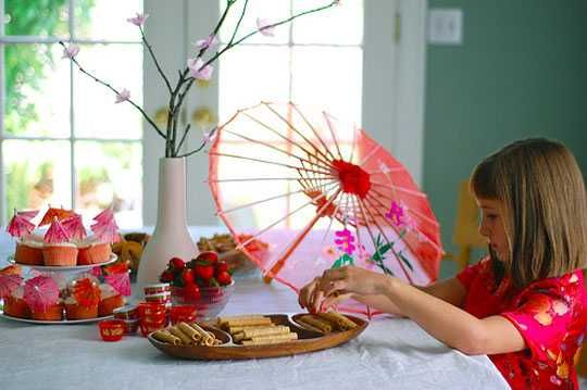 25 Party Table Decoration Ideas for Chinese New Year Celebration