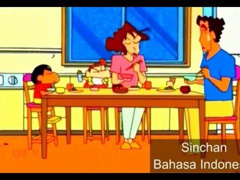 Shinchan Bahasa Indonesia - Shinchan Piknik