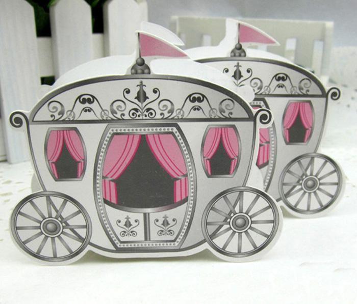 Fairytale Wedding Favors