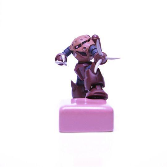 Front Side > MSM-07S Char Z'gok Gashapon HG Series Char Aznable Collection  Series : Char Aznable collection Gashapon HG series  Brand : Bandai  Release : Unknown  Height : +- 60mm  Price : 216Yen  #ズゴック #シャアアズナブル #機動戦士ガンダム #ガチャガチ#Gunpla #ModelKit #Gashapon #Gacha #MiniFigure #Figure #Toys #Zgok #CandyToys #BuildModel #Bandai #CharAznable #Zeon #Zugokku #MobileSuits #Gundam #Jaburo #OneYearWar #UniversalCentury #Toys #ToyPhotography #Instagram #InstaToys #Amphibious