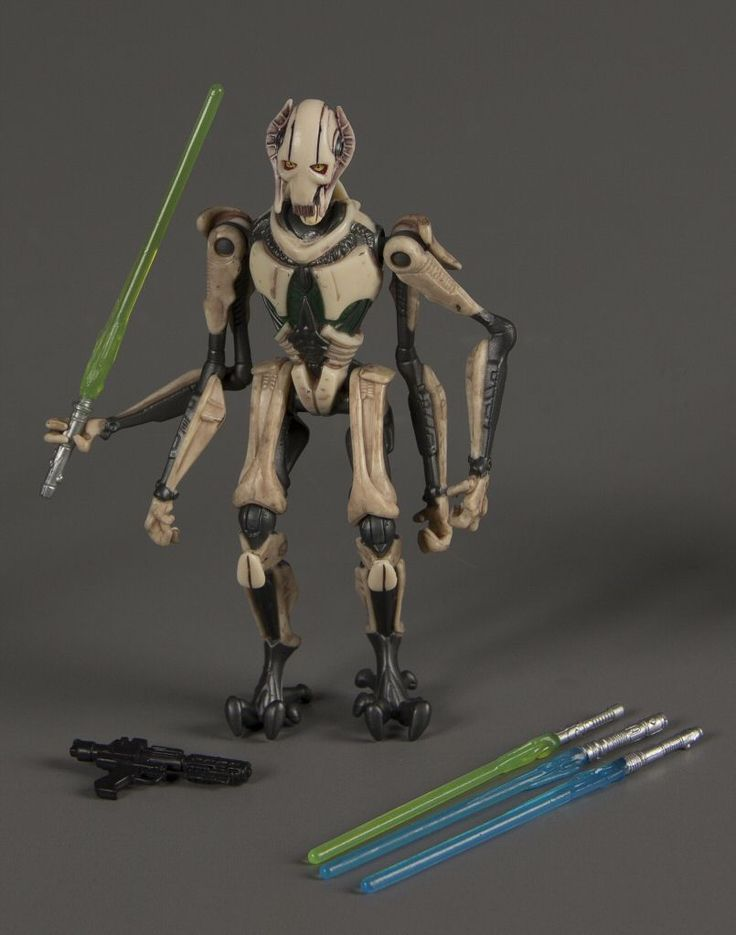 Star Wars General Grievous Lightsaber Toy Interested in a great price on the new Star Wars Toys? Why not check out : http://swt.myzenyak.com/i0001 #StarWarsEvent