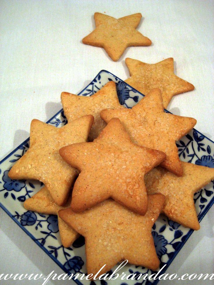 Biscoitos de Canela http://www.pamelabrandao.com/receitas/tag/biscoito/