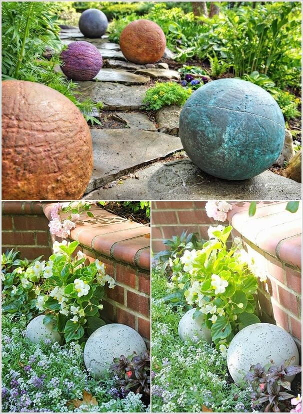 15 Awesome Cement Projects for Your Home's Outdoor