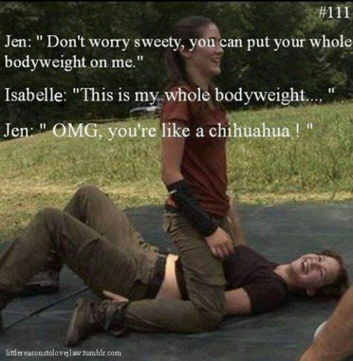 Lol oh Jen