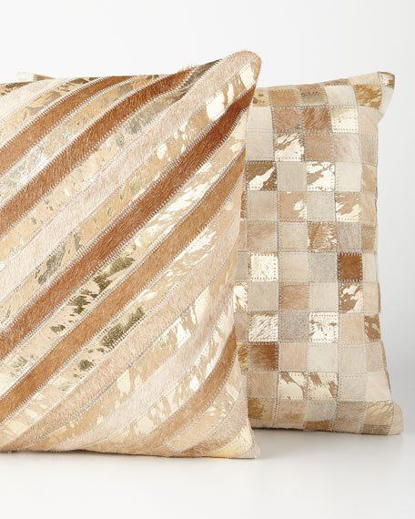 Patchwork or diagonal lined