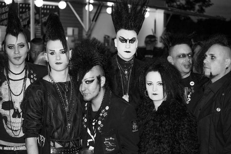Found on Batcave Fashion on Facebook   ☠ Trad Goths ...  Found on Batcav...