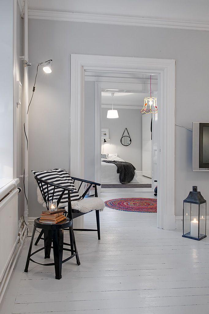 Bildresultat för gråmålade golv