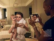 25 of the WORST Celebrity Photoshop Fails of All Time: Kim Kardashian and Kanye West