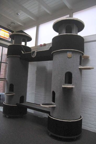 Best Cat Playhouse Ideas On Pinterest Playhouse Bed Inside - 22 awesome pieces furniture every cat owner will love