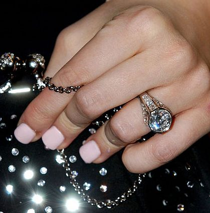 Updated Celebrity Rings!!! : Jewelry Pieces • Diamond Jewelry Forum - Compare Diamond Prices, Discussions & Diamond Information - Page 231