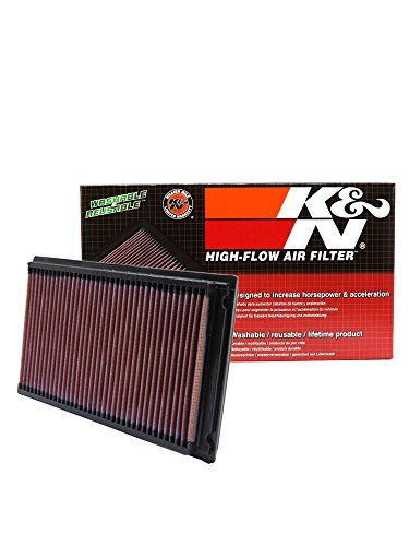 K&N 33-2031-2 High Performance Replacement Air Filter. For product info go to:  https://www.caraccessoriesonlinemarket.com/kn-33-2031-2-high-performance-replacement-air-filter/