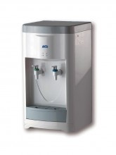 ACIS 200 Table Top Water Cooler  Classic Table Top Water cooler. Traditional style tap dispensing with good clearance for filling jugs, bottles or kettles. The large drip tray makes this water cooler a work horse and our best selling cooler, free standing also available.    Cooling Sytem Steel Tank Chill  Dimensions: Height 56cm x Width 30cm  x Depth 31cm  Chilled Water Output 1.5L continuous at 5-10 deg C.  Weight  22 kg