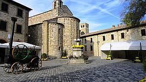 San Leo, central Italy