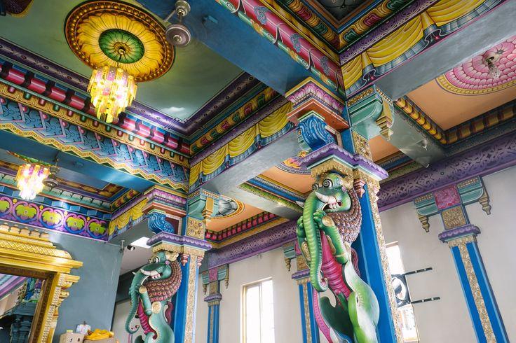 temple hindou victoria mahé