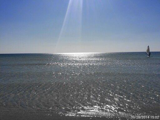 #lecce #salento #mare #spiaggia #torrelapillo #spiaggiapertutti #sea #beach #beachlife #fall