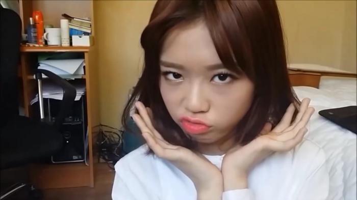 Selebgram Korea Sunny - Mirip Banget! Lewat Make Up, Gadis Ini Berubah Jadi Idol Korea