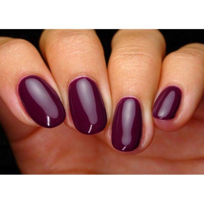 Get Pink Gellac colour 173 Bordeaux gel nail polish at www.pinkgellac.co.uk