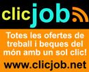 Us presentem una nova aplicació per buscar ofertes de feina i beques: Arriba ClicJob!