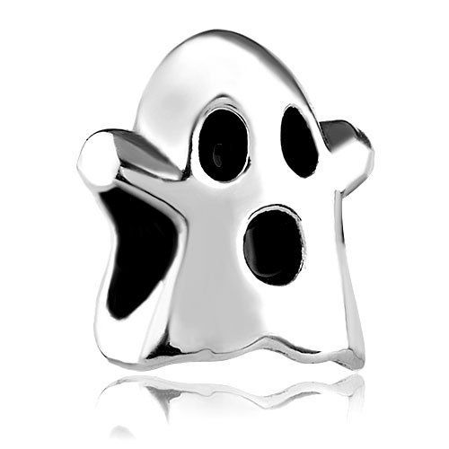 Pugster Halloween Ghost Charm Bead Fit Pandora Chamilia Biagi Charms Bracelet Pugster. $8.41. Unthreaded European story bracelet design. Pugster are adding new designs all the time. Fit Pandora, Biagi, and Chamilia Charm Bead Bracelets. Free Jewerly Box. Money-back Satisfaction Guarantee. Save 10%!