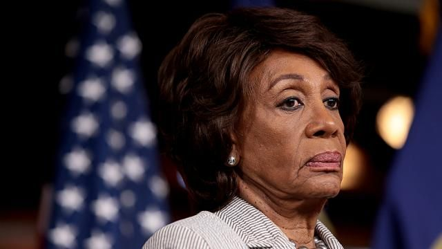 Maxine Waters calls for Trump impeachment after 'sh---hole' comment