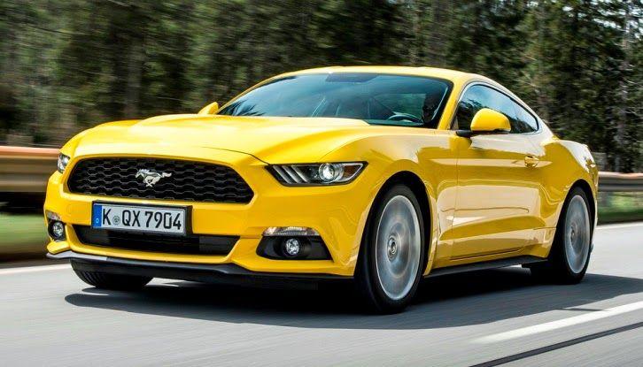 Ford Mustang GT 2015 a precios desde €35.000 en Alemania » Los Mejores Autos