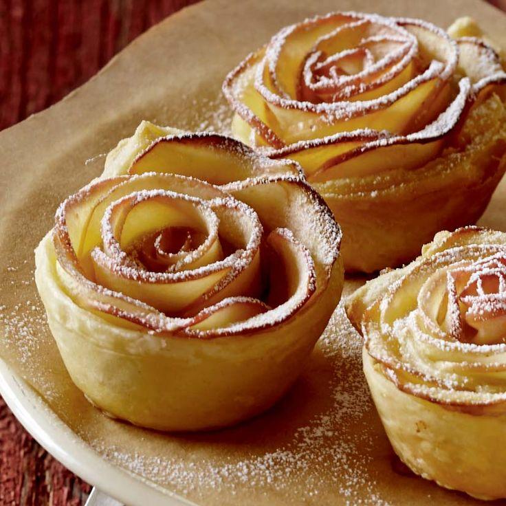 recette tarte au pommes normande