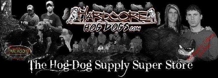 Hard Core Hog Dogs Home  Hog Dog's Supply Super Store