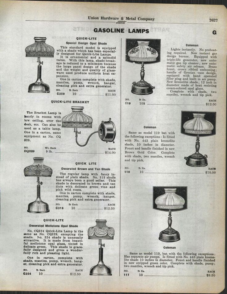 1930 Ad Gas Gasoline Quick Lite Coleman Lamps Mellotone