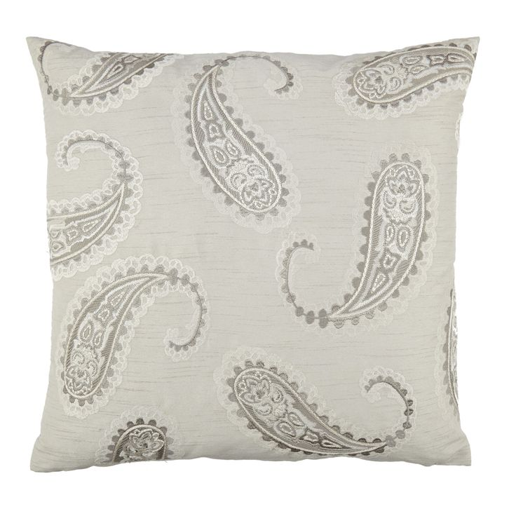 Emperor Paisley Cushion at Laura Ashley