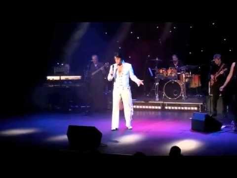 Fisher Stevens Elvis Tribute In The Ghetto (cover). Call Spot On Entertainment Ltd (UK) 0161 374 5398 for booking details.