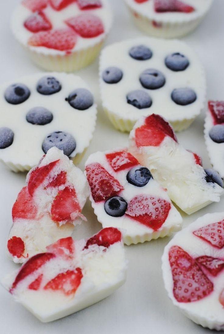 Jogurtowe słodkości!