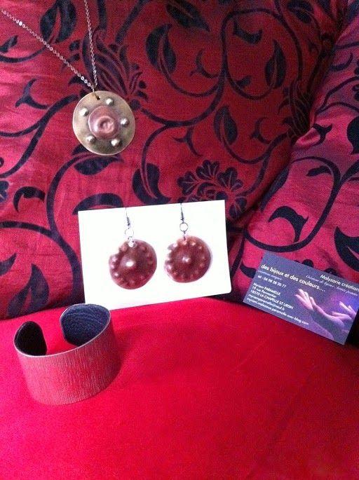 Réception de bijoux de Malyzarie créations : http://www.menagere-trentenaire.fr/2012/03/13/concours-malyzarie-creations