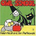Owl at School (Meg and Mog): Amazon.co.uk: Helen Nicoll, Jan Pienkowski: Books