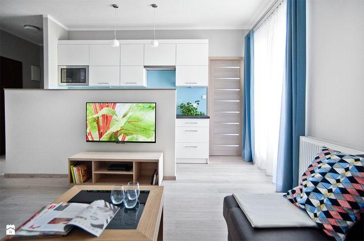 Semi-detached living room