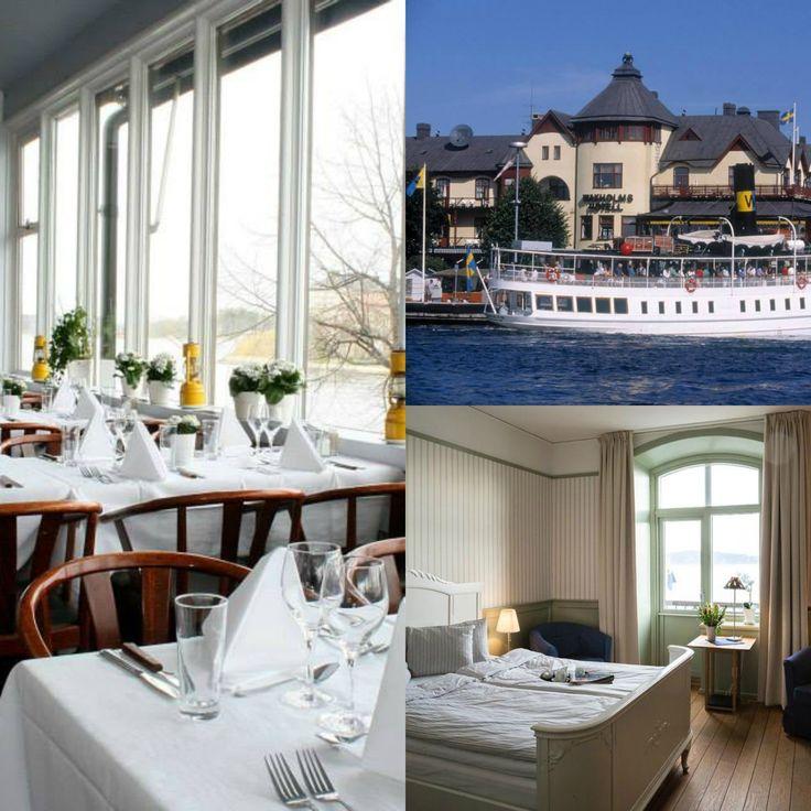 Vaxholms Hotell #vaxholm