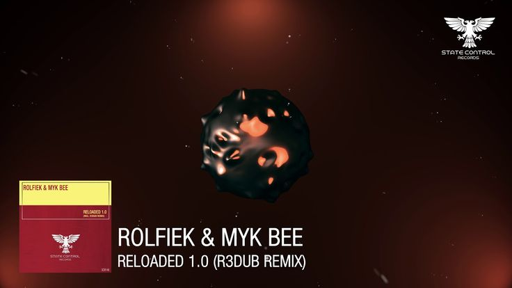 Rolfiek & Myk Bee - Reloaded 1.0 (R3dub Remix) [Psy Tech] OUT 05.02.2018