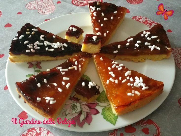 Crostata variegata