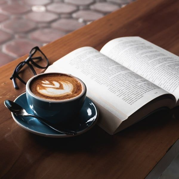 Coffee Book Is There A Better Way To Start A Sunday Morning