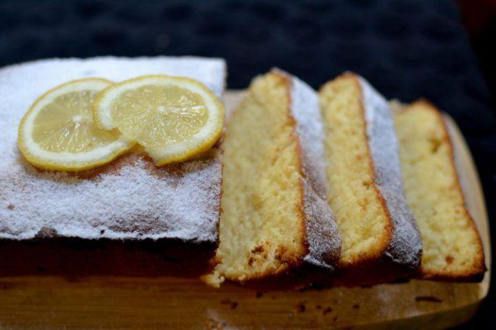 Lemon Cake recipe by maninio