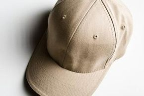 How to Remove Sweat Stains From a Baseball Hat   eHow