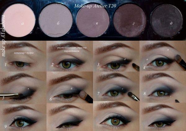 Makeup, Eye Make Up