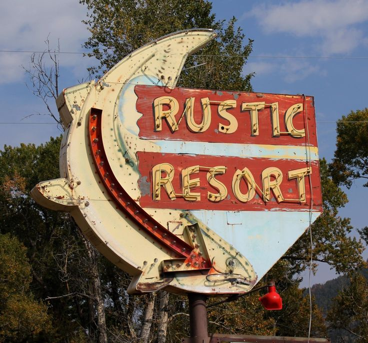 I photographed this delightful sign for the Rustic Resort Lodge along the Poudre River, northwest of Fort Collins.
