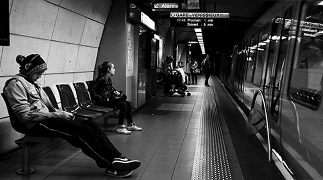 GIFs metrô