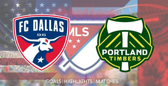 Watch Dallas vs Portland Timbers Highlights http://ow.ly/Vg4cH  #DallasFC #Timbers