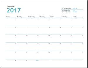 Superb Academic Calendar Template 2016 2017 DOWNLOAD At Http://www.templateinn.com